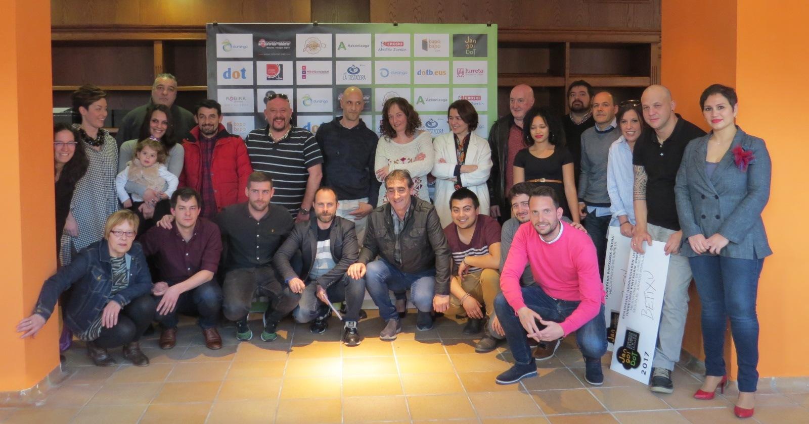 jangodot.eus | Sari banaketa 2017 – Entrega de premios 2017