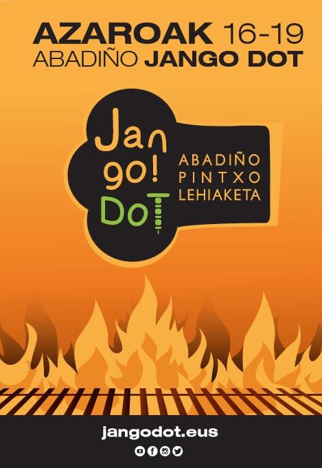 jangodot.eus   Abadiño celebrará en noviembre su primer concurso de pintxos, Jango Dot