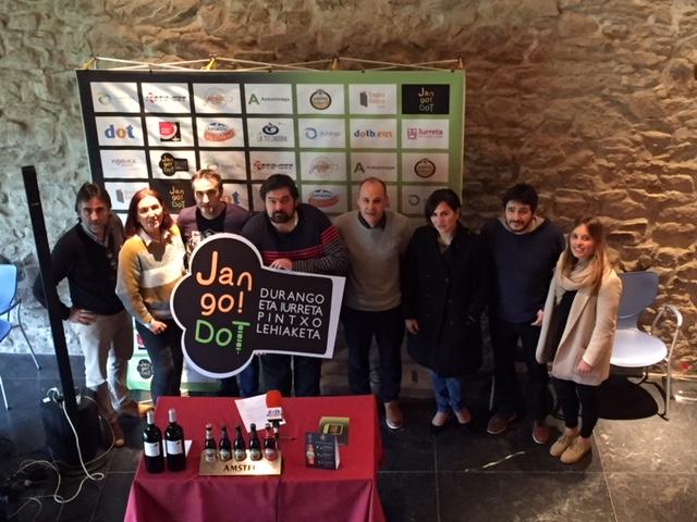 jangodot.eus | 34 pintxos a concurso en la segunda edición de JanGo Dot Durango-Iurreta