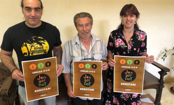 [jangodot.eus] Primer concurso de pintxos de setas: Jango Dot Errotari en fiestas de San Faustos